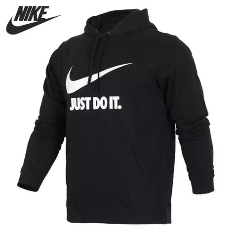 Nike Just Do it Hoodie Black