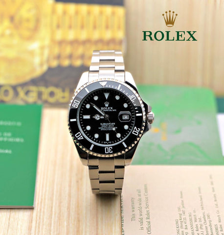 Rolex Submariner Semi Automatic Men's Watch