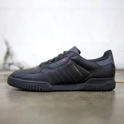 Buy First copy Adidas Calabasas Black shoes online dopeshop