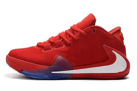 "NIKE ZOOM FREAK 1 ""UNIVERSITY RED"""