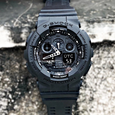 Buy first copy G-SHOCK Ga-100 watch watch online | DOPESHOP