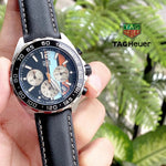 Buy first copy TAG Heuer Formula 1 Gulf Edition watch online_dopeshop