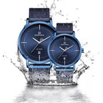 Buy first copy Naviforce Couple watches online | DOPESHOP