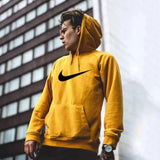 Buy first copy Nike Future Yellow Unisex Hoodie online | DOPESHOP