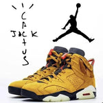 Buy first copy Nike Air Jordan Retro 6 Travis Scott shoes online | DOPESHOP