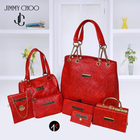 Buy first copy Jimmy Choo combo bags online | DOPESHOP