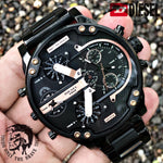 Diesel BIG DADDY DZ 7312 BLACK/GOLDEN