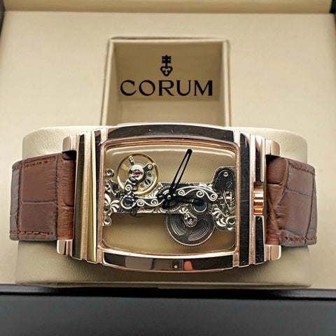 CORUM SQUARE SKELETON