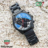 TAG HEUER CR7 BLACK