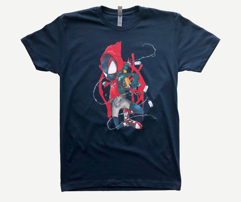 Spiderman Miles Morales T-shirt