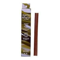 Inspired Mind - 20 Wood Core Sticks - Naturense Incense From Nippon Kodo - Lemongrass And Orange