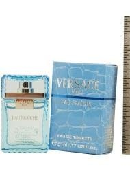 Versace Man Eau Fraiche By Versace Edt Splash (Mini) For Men 5 Ml