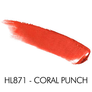 Palladio Herbal Lipstick, Coral Punch, 0.13 Ounce