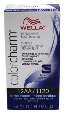 Wella Color Charm Liquid #1120/12Aa Nordic Blonde