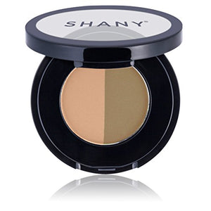 Shany Brow Duo Makeup Kit, Paraben Free, Blonde, 1 Ounce