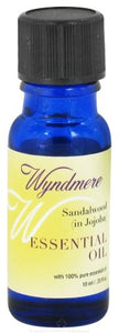 Sandalwood Essential Oil (In Jojoba)