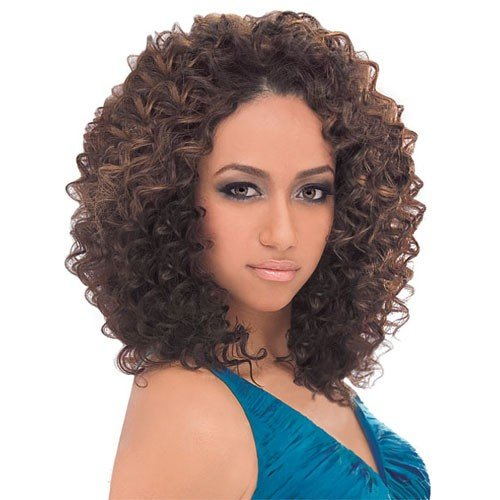 Outre Quick Weave Synthetic Half Wig - Mitzi S4/30