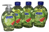 Softsoap Crisp Cucumber And Melon Moisturizing Hand Soap Pump With Refills. (Set Of 4)
