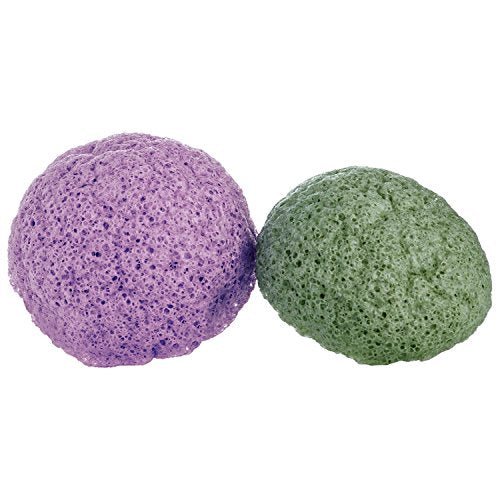 Sephora Collection Clean Machine Konjac Sponge Duo - Keep Calm