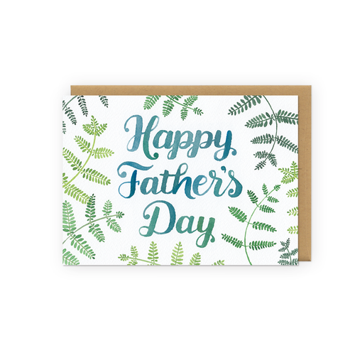 Happy Father's Day Ferns