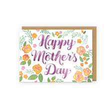 Load image into Gallery viewer, Happy Mother's Day - Purple