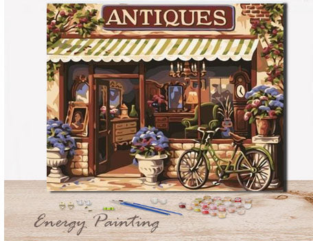 REF090-ENERGY-PAINTING-PEINTURE-PAR-NUMERO-BOUTIQUE-ANTIQUITES