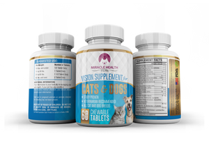 Pet Vision Supplement