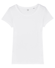 Laden Sie das Bild in den Galerie-Viewer, Damen Organic T-Shirt Rundhals 3er
