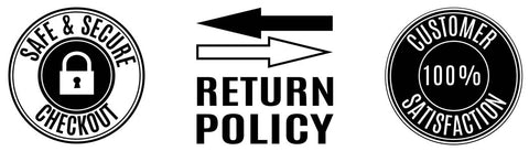 Safe Checkout & Return Policy