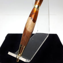 Load image into Gallery viewer, AUTUMN LEAF - Red Mallee Wood and Resin Pen - Wearable Wood