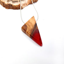 Load image into Gallery viewer, BLOOD NILE - Triad - Olive Wood