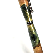 Load image into Gallery viewer, Red Mallee Burl Pen - Wearable Wood