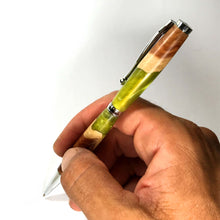Load image into Gallery viewer, SEQUOIA -  Red Mallee -  Wood Resin Pen - Wearable Wood