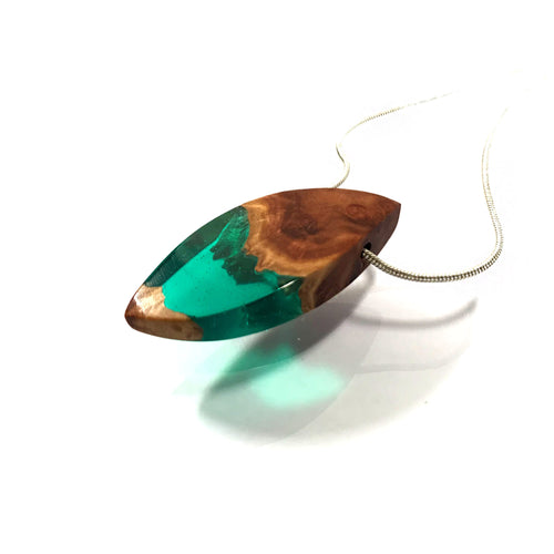 SEQUOIA - Jade - Outcast - Wearable Wood