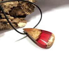 Load image into Gallery viewer, BLOOD NILE - Outcast - Red Mallee Burl - Wearable Wood