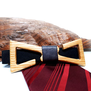 STICKMAN Bow-tie - Wearable Wood