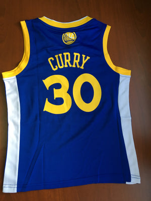 Set Stephen Curry Azul