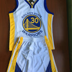 Set Stephen Curry Blanco