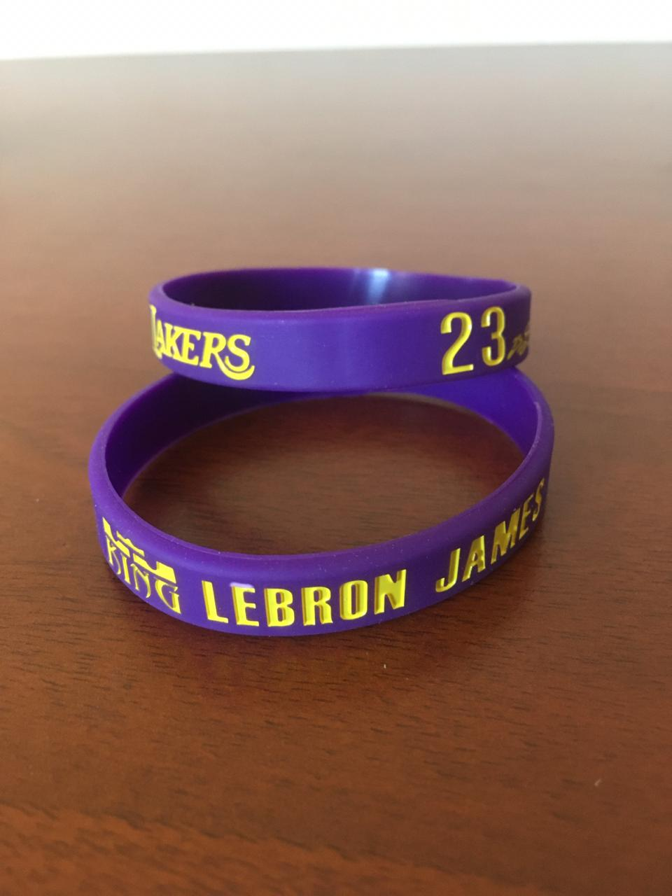 Pulsera NBA LeBron James