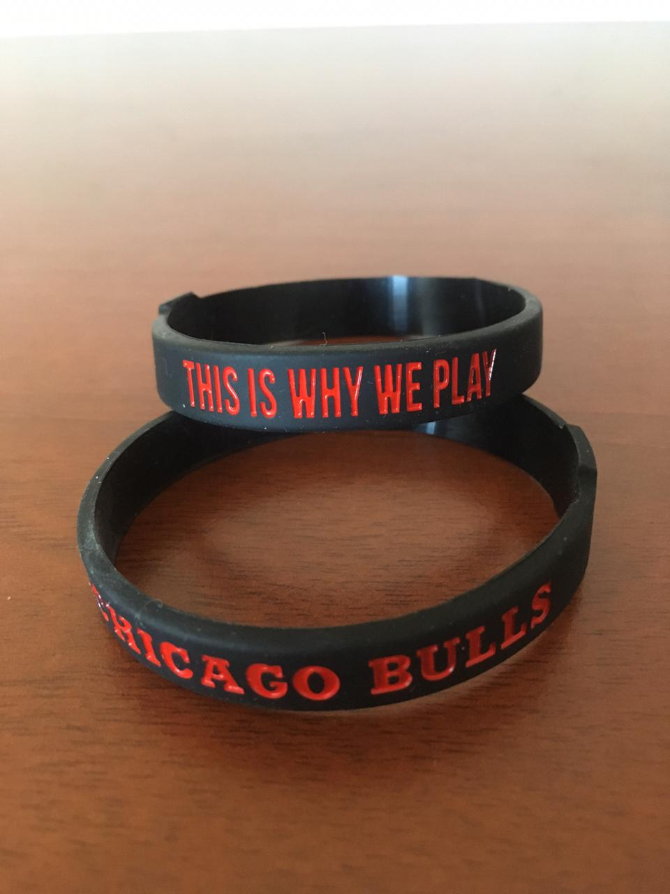 Pulsera NBA Chicago Bulls