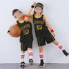 Set NBA niños Lakers Negro