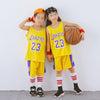 Set NBA niños Lakers Amarillo