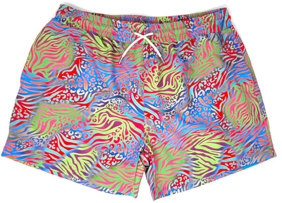 "ZOOTOPIA MEN TRUNKS 5.5"" & 7.5"" STRETCH - Berry Beachy Swimwear"