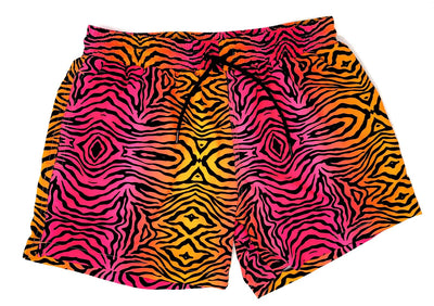 "NAIROBI MEN TRUNKS 5.5"" & 7.5"" STRETCH - Berry Beachy Swimwear"