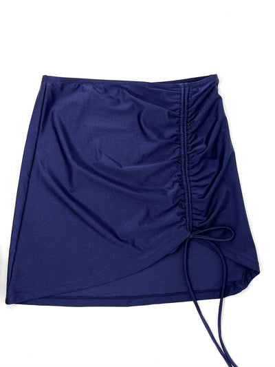 MILAN COVER UP SKIRT- SAPPHIRE - Berry Beachy Swimwear