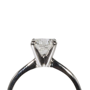 """WILLOW"" SOLITAIRE ENGAGEMENT RING"