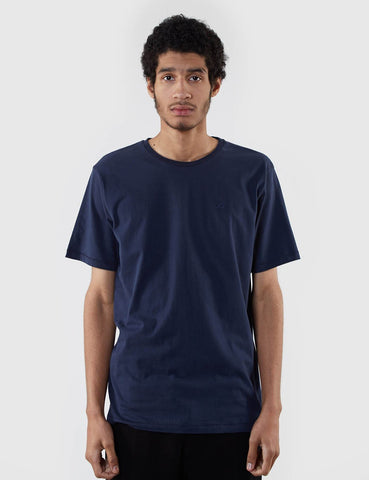 Soulland Was auch immer T-Shirt - Navy
