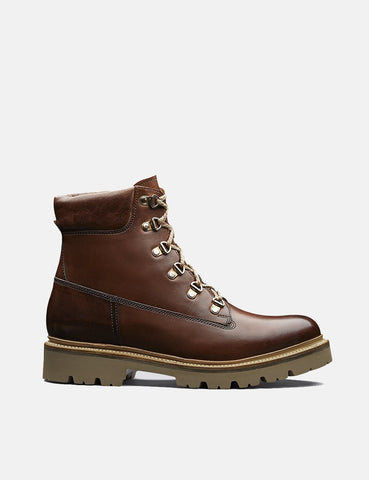 Grenson Rutherford Boot (handgemalt) - Tan