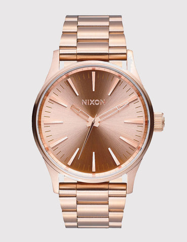 Nixon Sentry 38 SS-Uhr - Rose Gold
