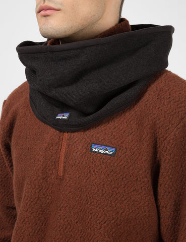 Patagonia Better Sweater Fleece Schal - Schwarz